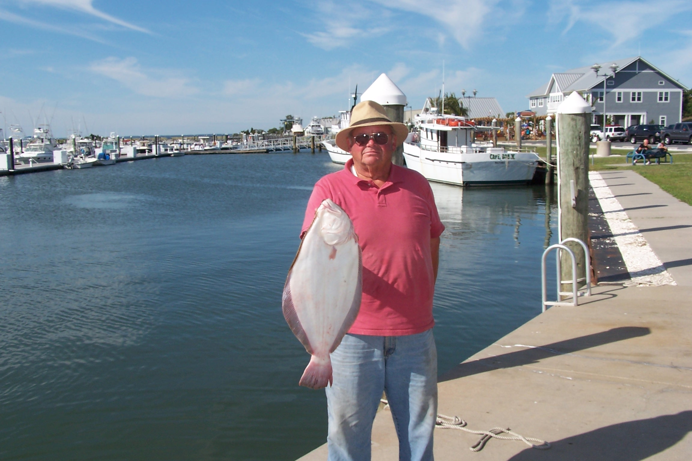 indian river bay delaware fishing report