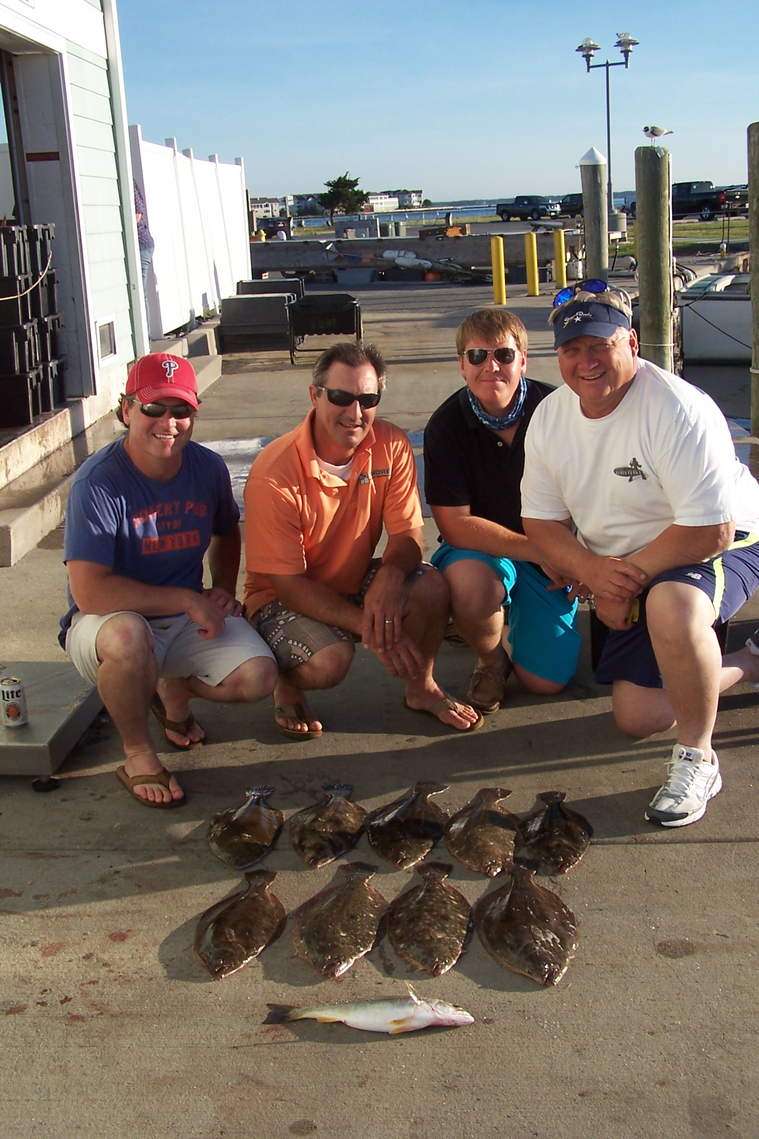 June 2014 indian river marina fishing reports and for Indian river inlet fishing report