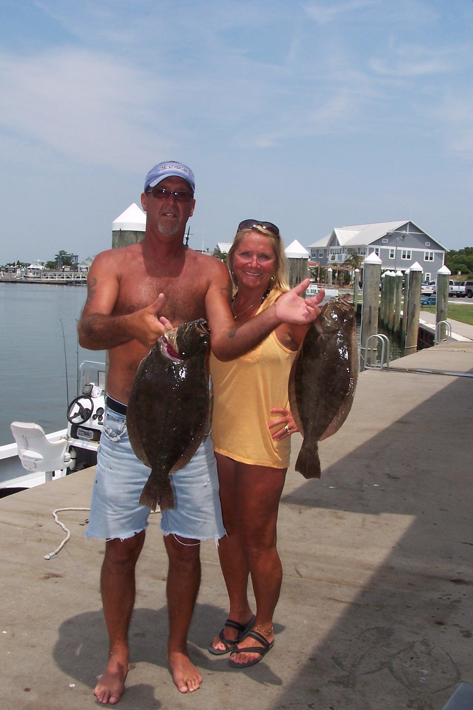 Charter Boat Fishing In Pa