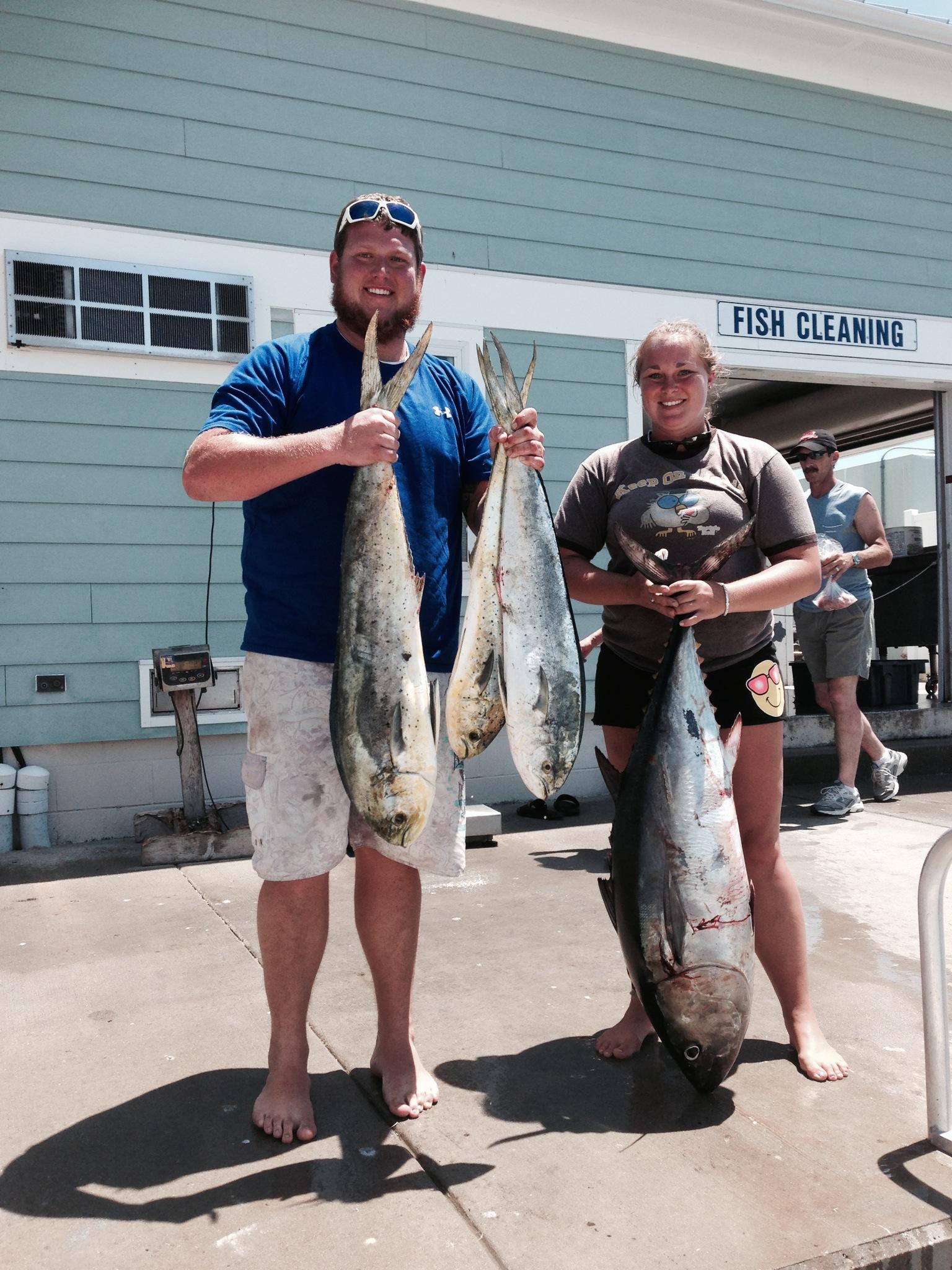 15 July 2014 Indian River Marina Fishing Reports