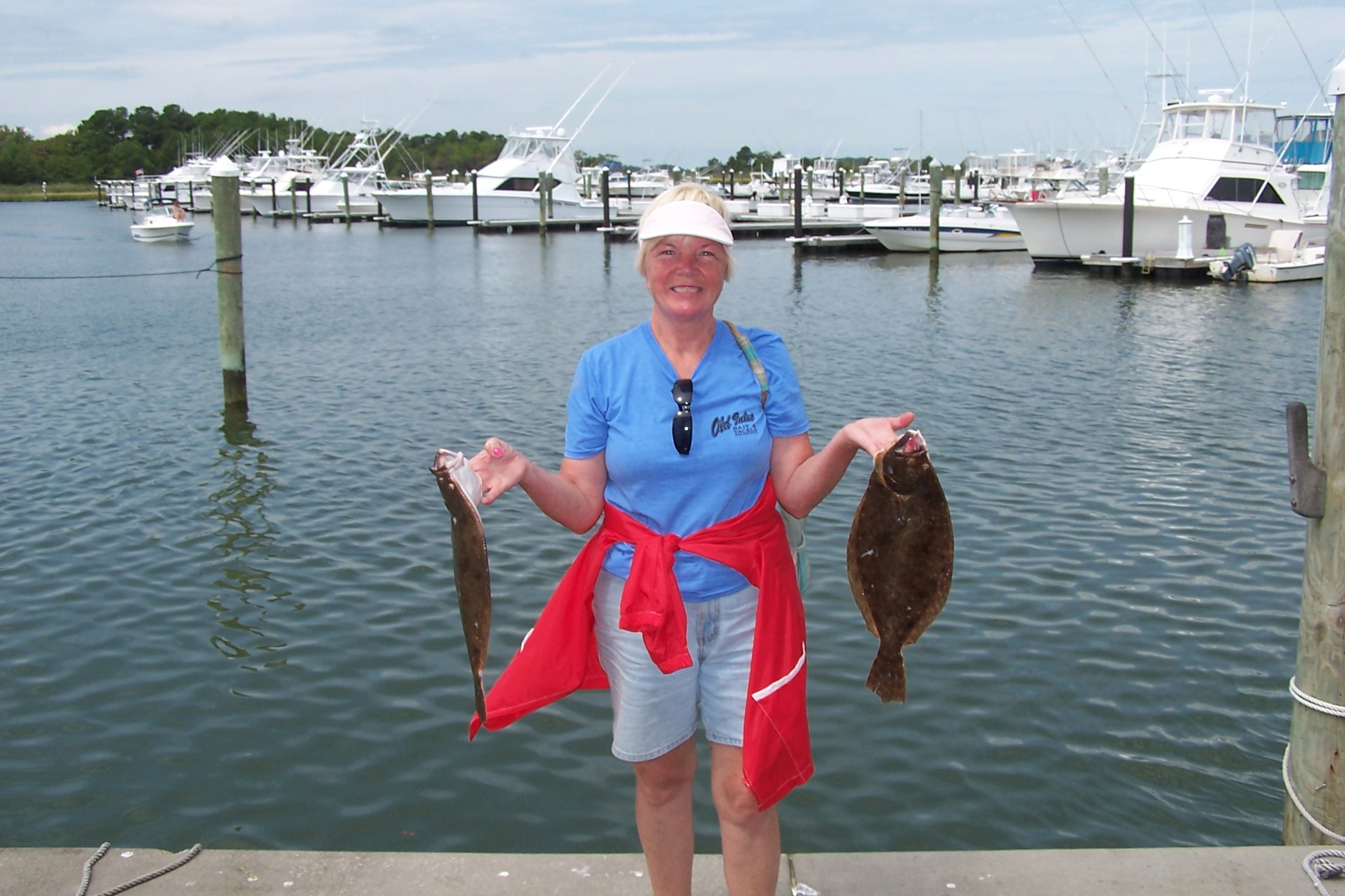 Fishing report for 9 6 2014 indian river marina state for De fishing report