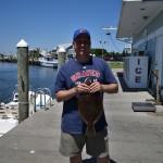 Flounder Capt. Bob 8.3.15