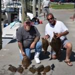 Flounder limit Hendrick 8.3.15