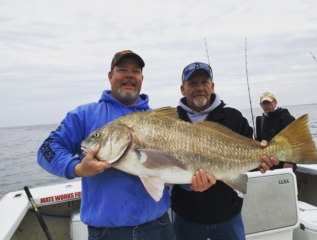 Indian river marina fishing reports and marina news for Fishing charters lewes de