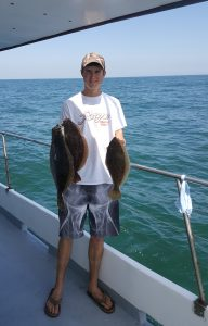 Adams Flounder 6.11.16